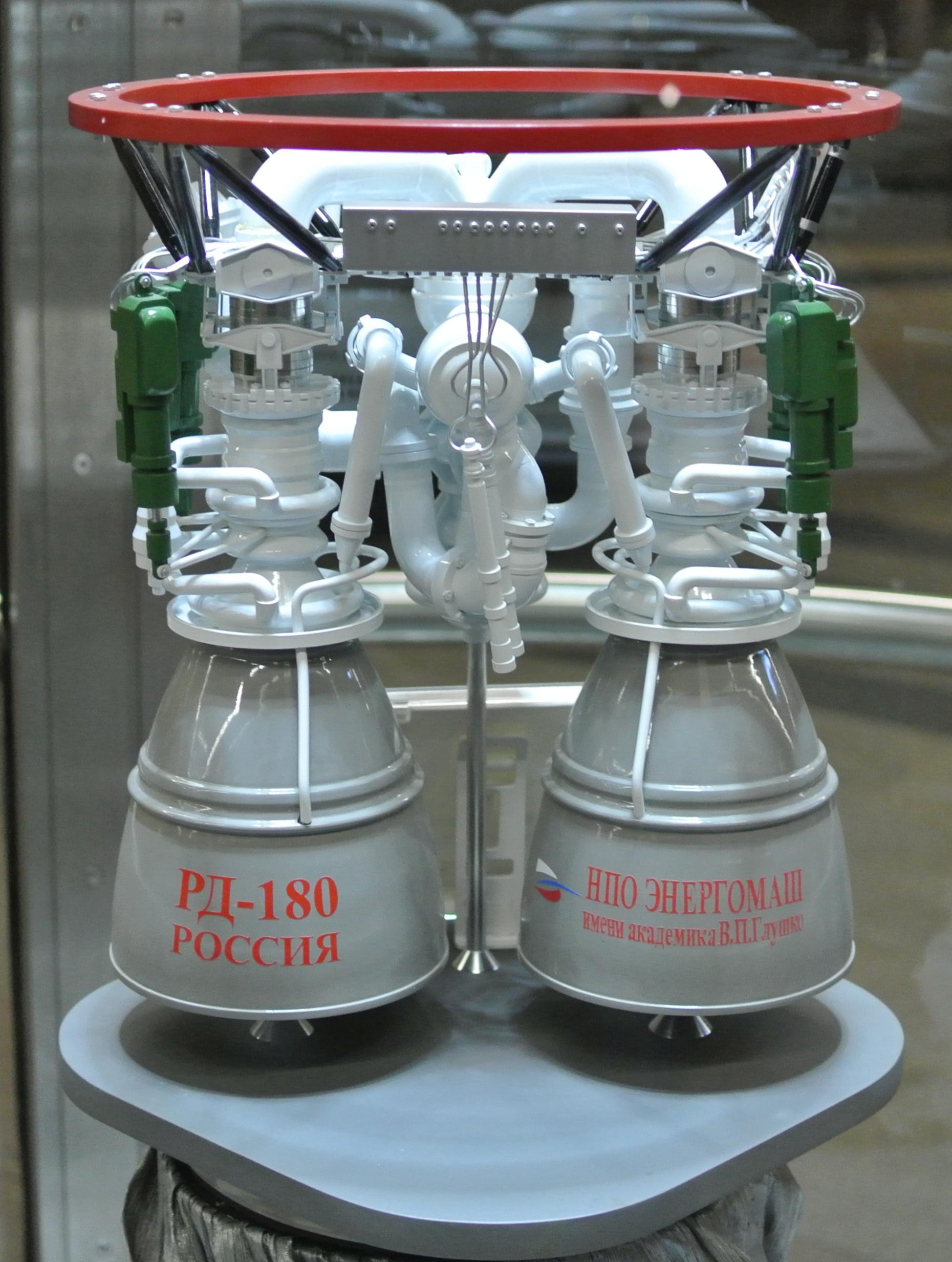 RD180 model