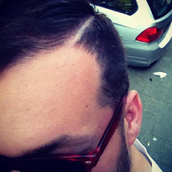 File:Rob van den Nieuwenhuizen, fresh haircut, Amsterdam ...