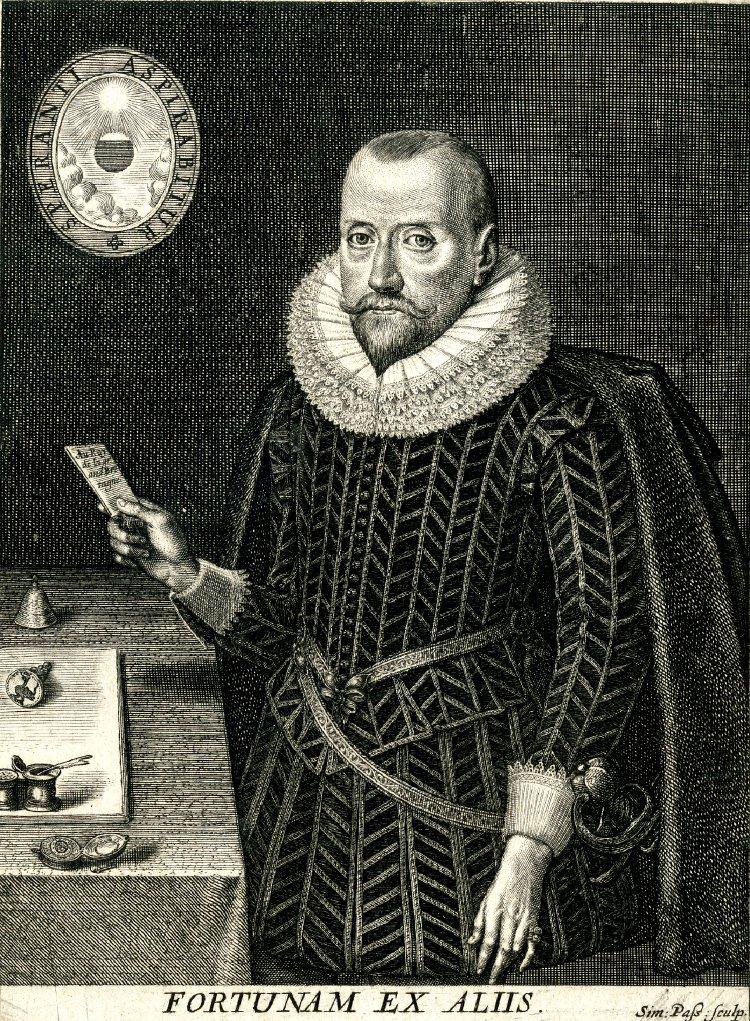 Robert Naunton. [[Engraving