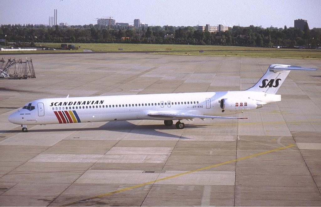 McDonnell Douglas DC