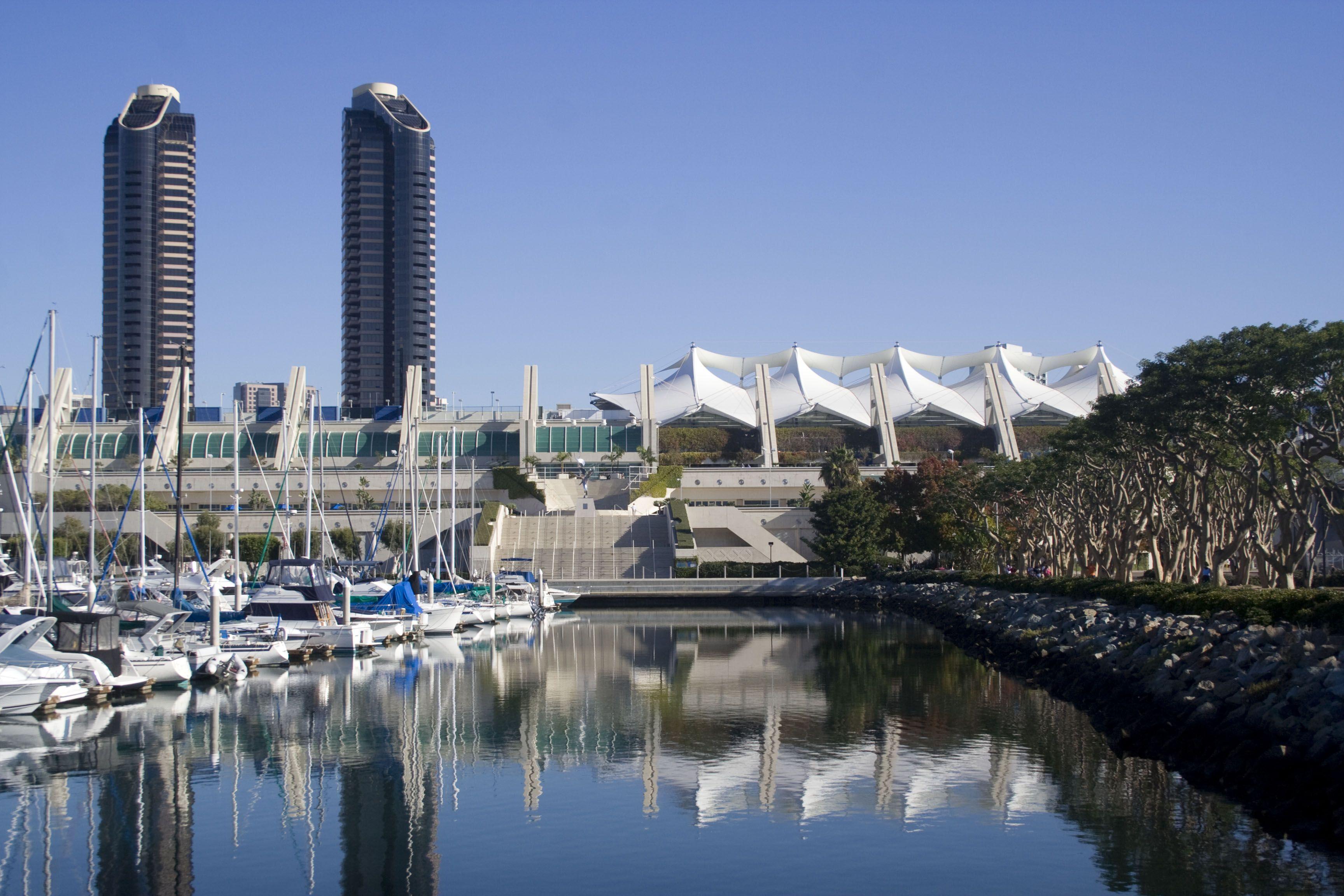 San Diego Convention Center Car Show