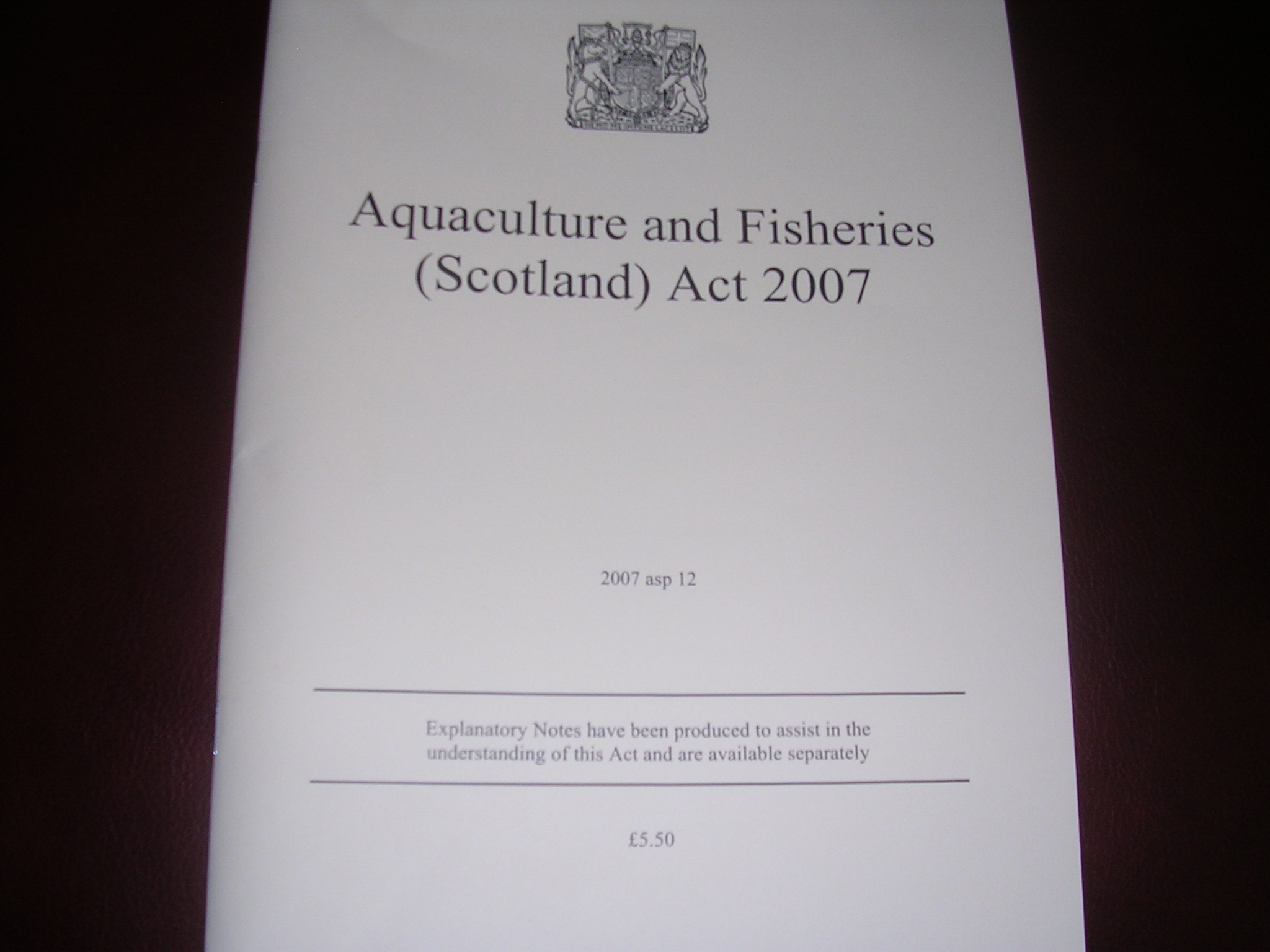 After a bill has passed through all legislative stages, it becomes an Act of the Scottish Parliament.