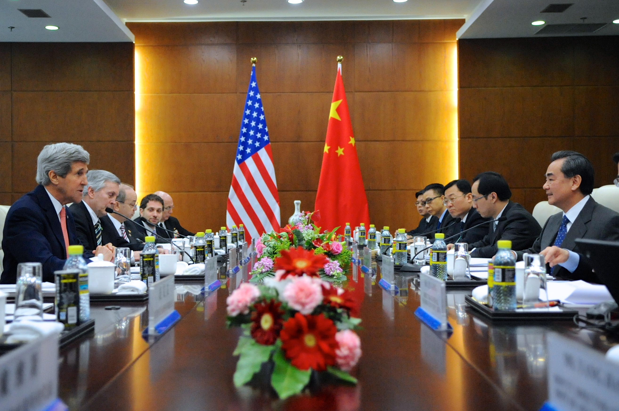 U.S. China Climate Talks Remain Tense as COP26 Approaches