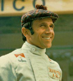 Silvio Moser racecar driver (1941-1974)