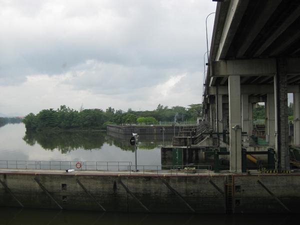 sungai sarawak regulation scheme