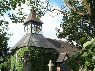 Harlaston farm village in the United Kingdom