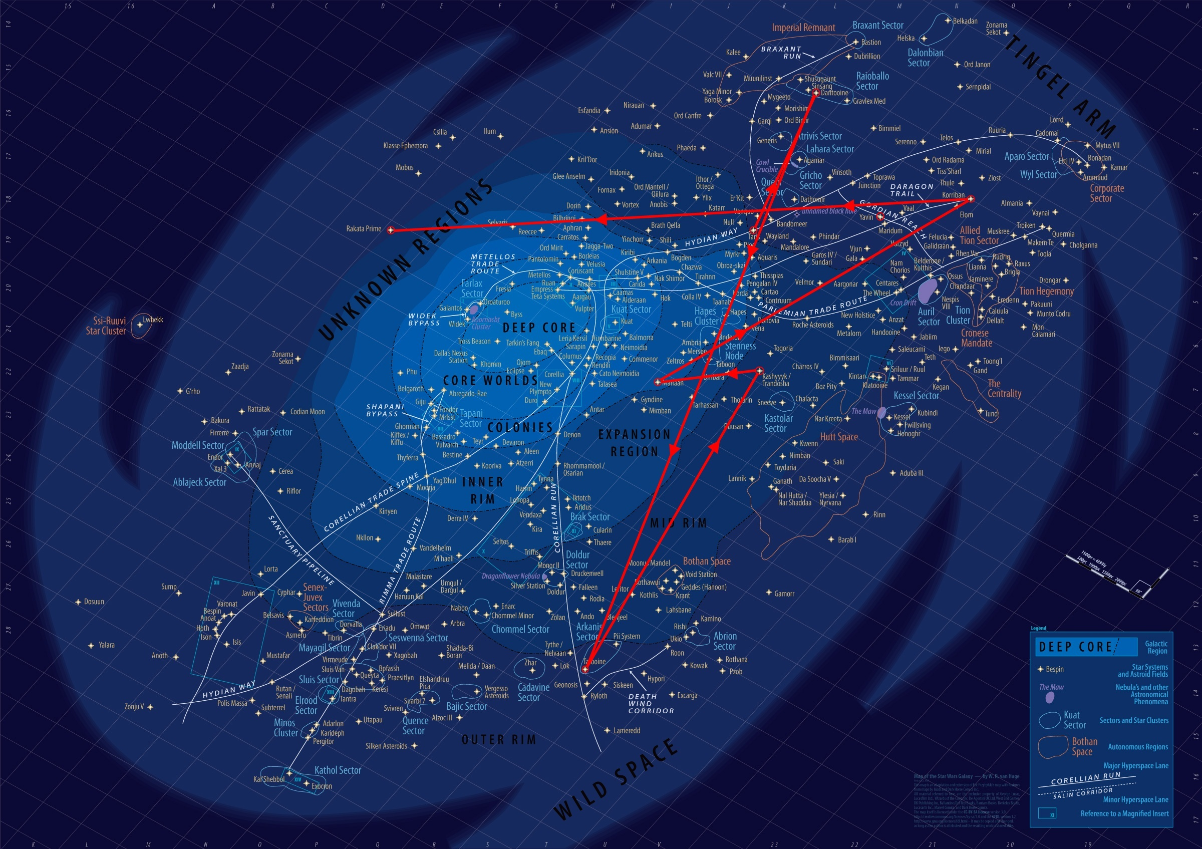 map of other galaxies - photo #3