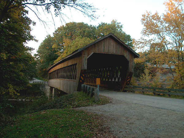 State Road Covered Bridge Wikipedia
