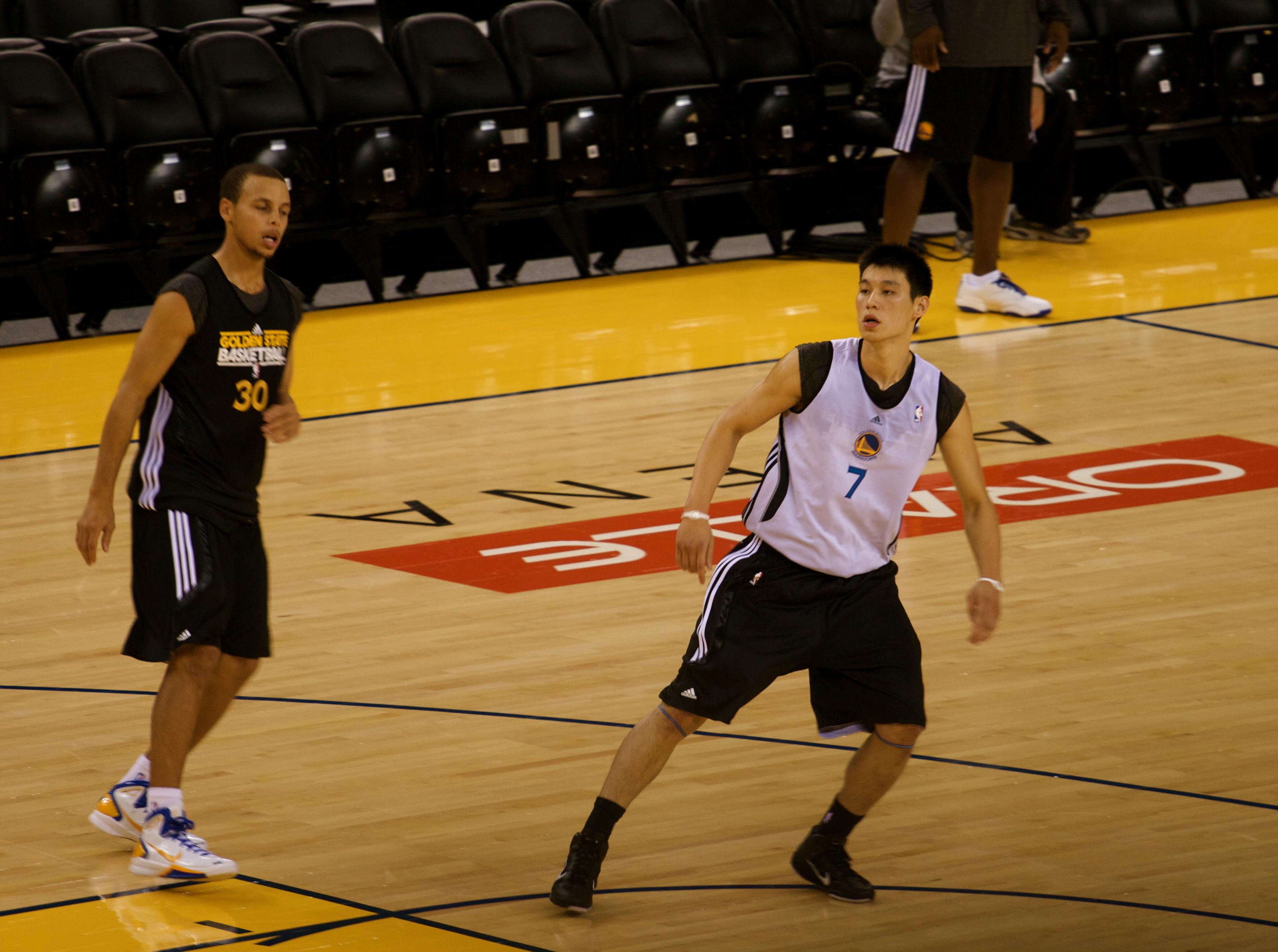 Jeremy Lin và câu chuyện cổ tích mang tên ''Linsanity''