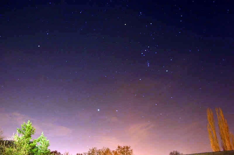 Sternenhimmelhal