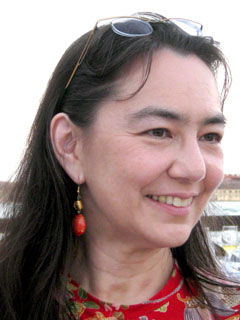 Tamiko Thiel American artist (born 1957)