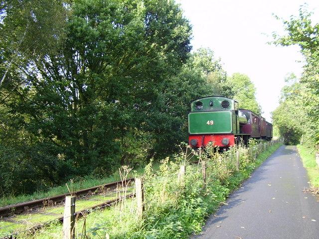 Tanfield Railway pic 9