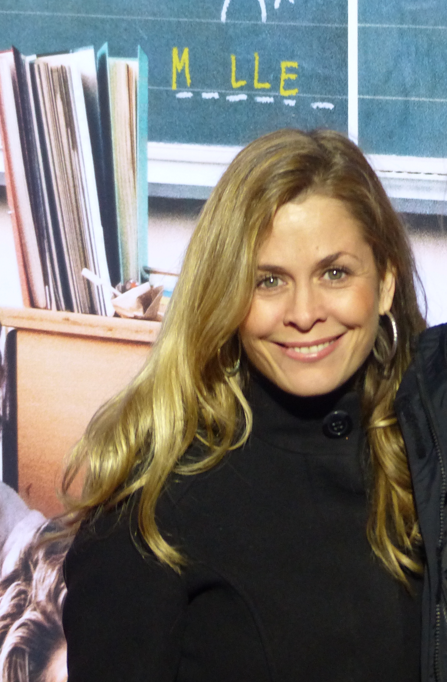 Tanja Lanäus - Wikipedia