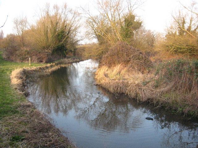 The Duke of Northumberland's River on Harmondsworth Moor - geograph.org.uk - 1752141