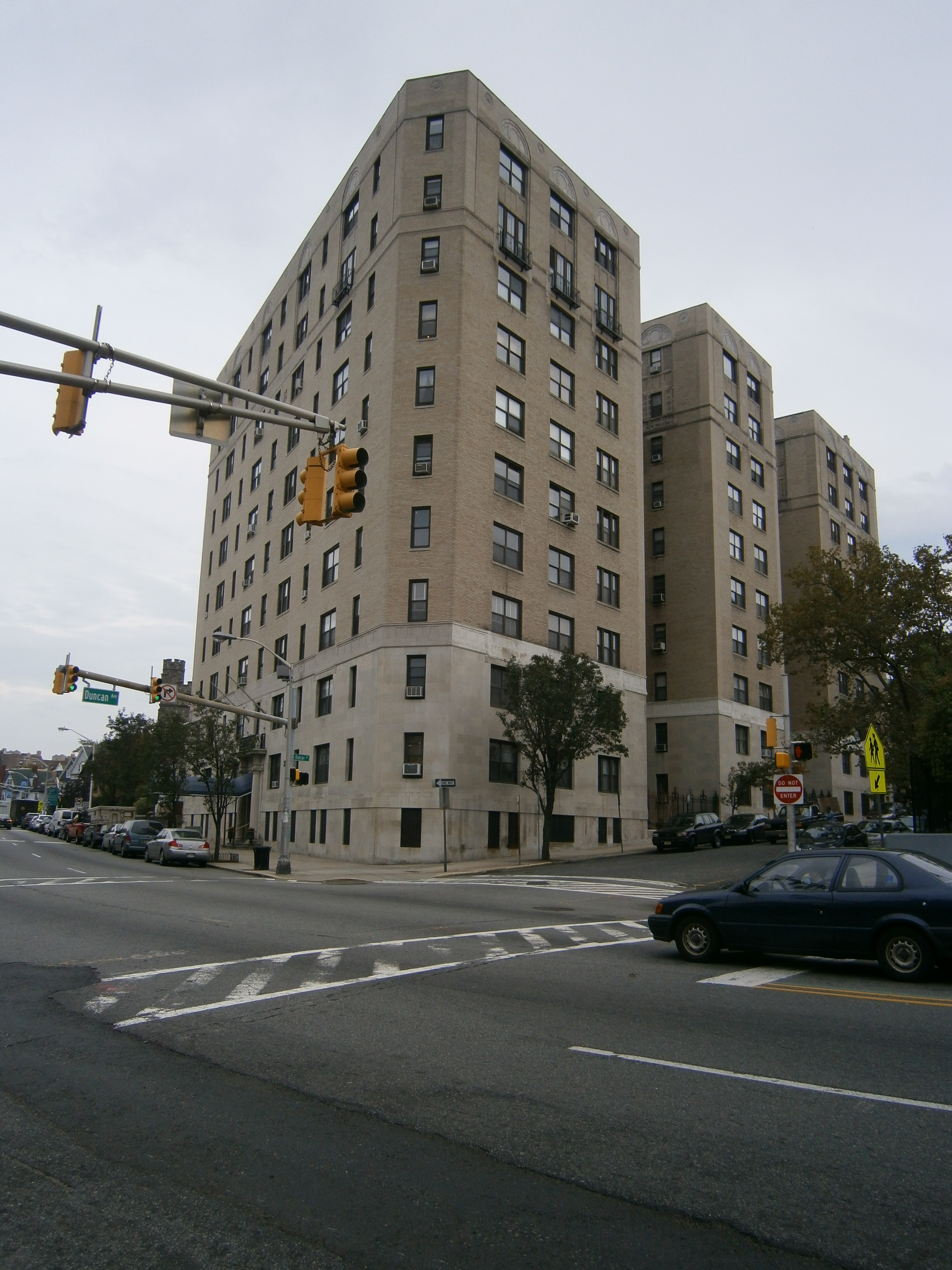 Apartment Building Jersey City