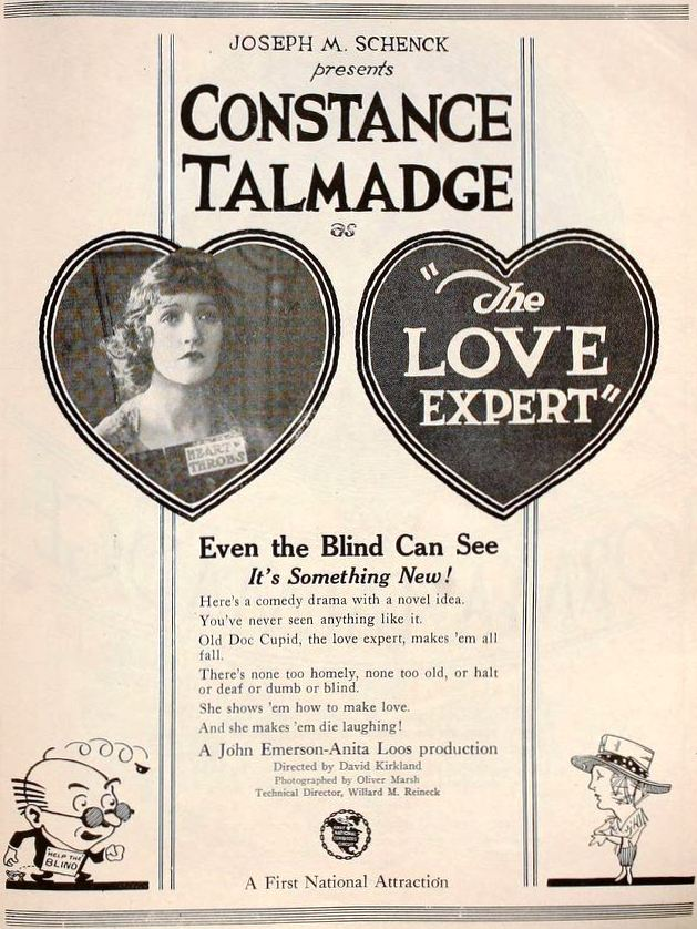 the love expert wikipedia