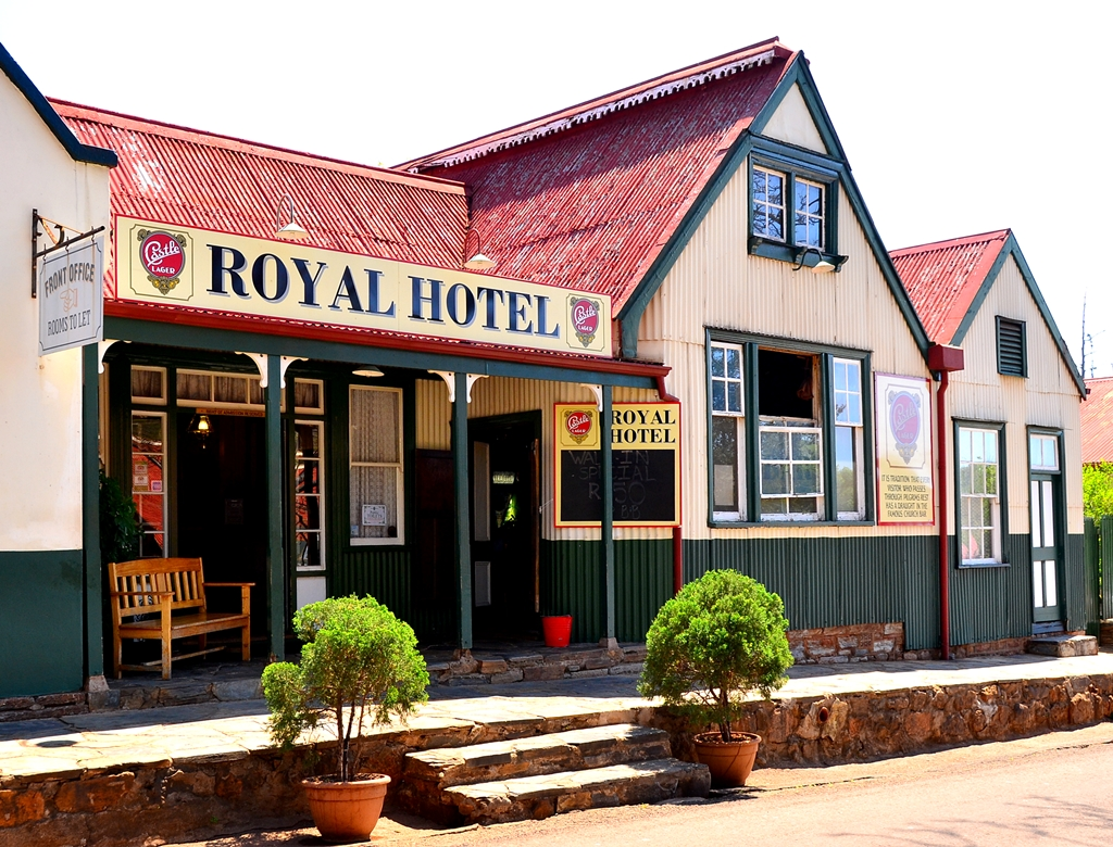 Hotel Royal Pilgrims Rest