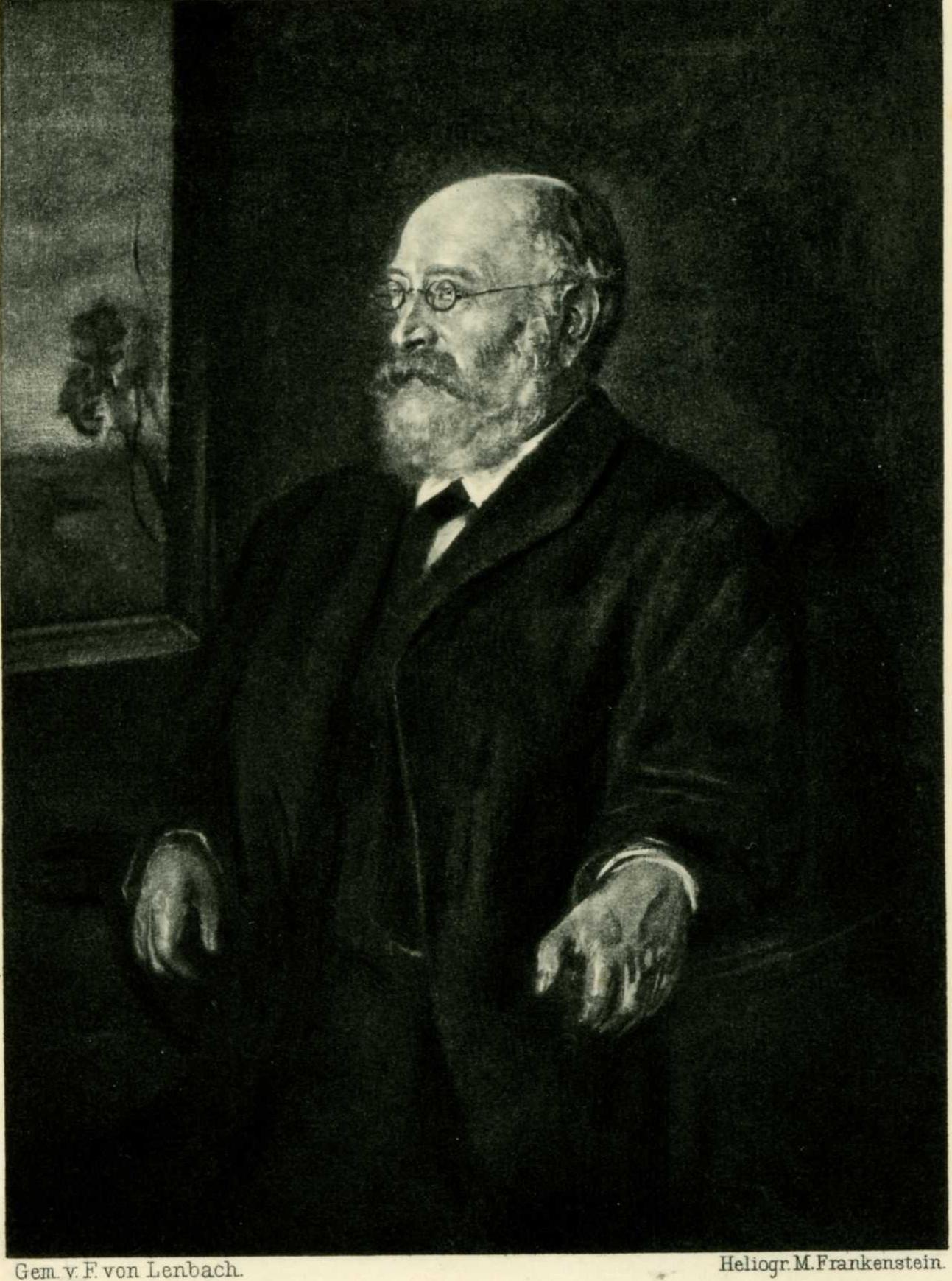 Theodor Gomperz.