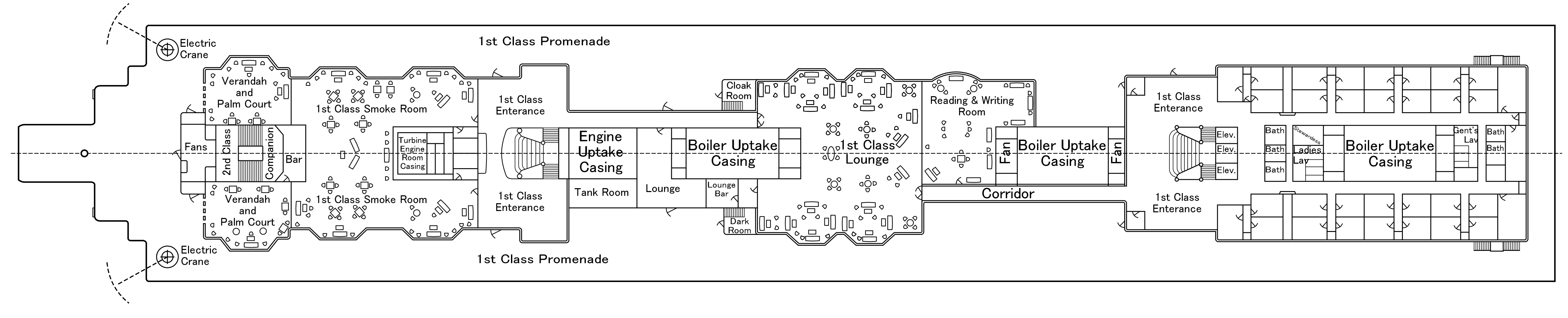 FileTitanic A Deck Englishpng Wikimedia Commons