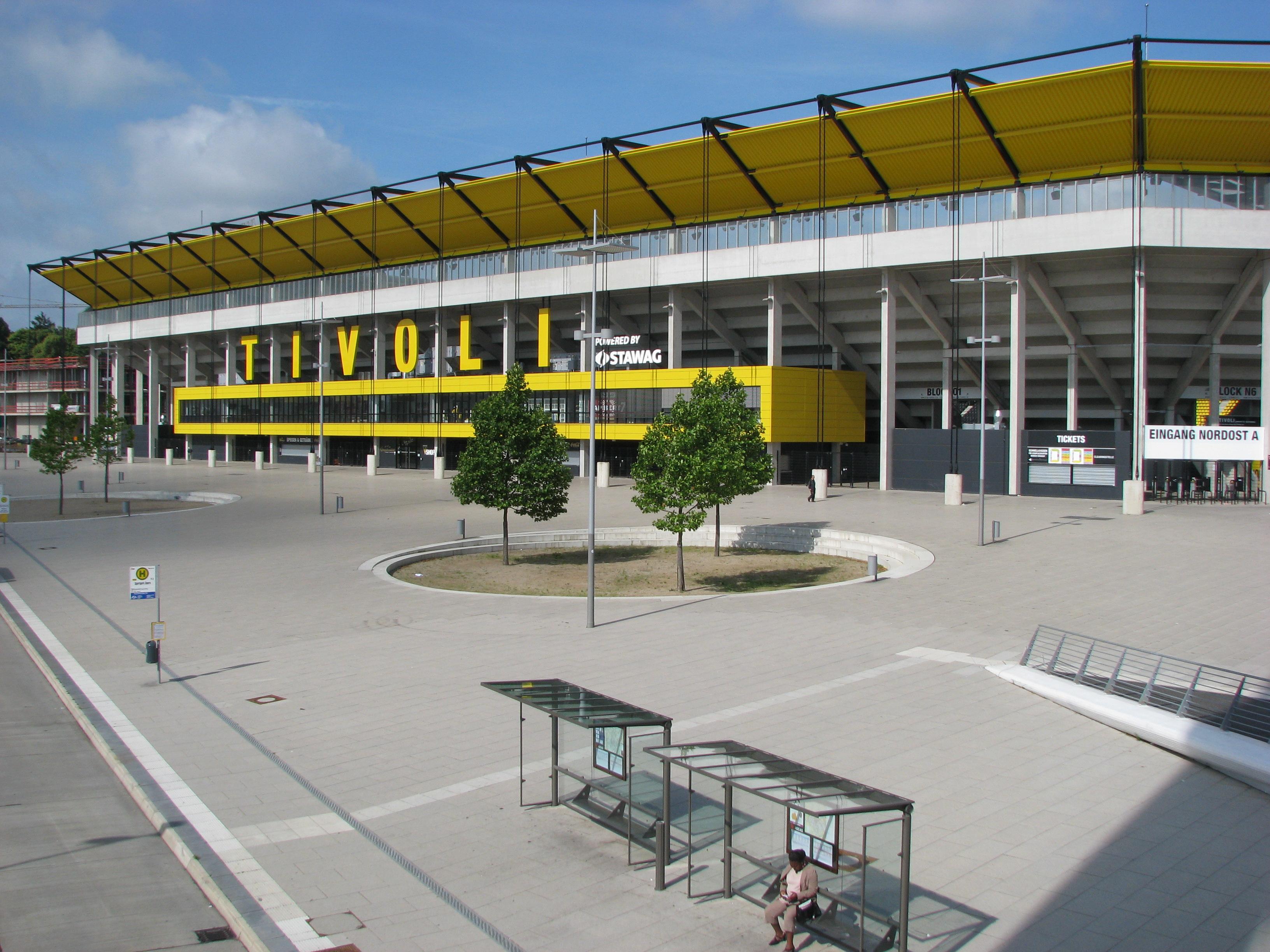Aachen Tivoli Badminton
