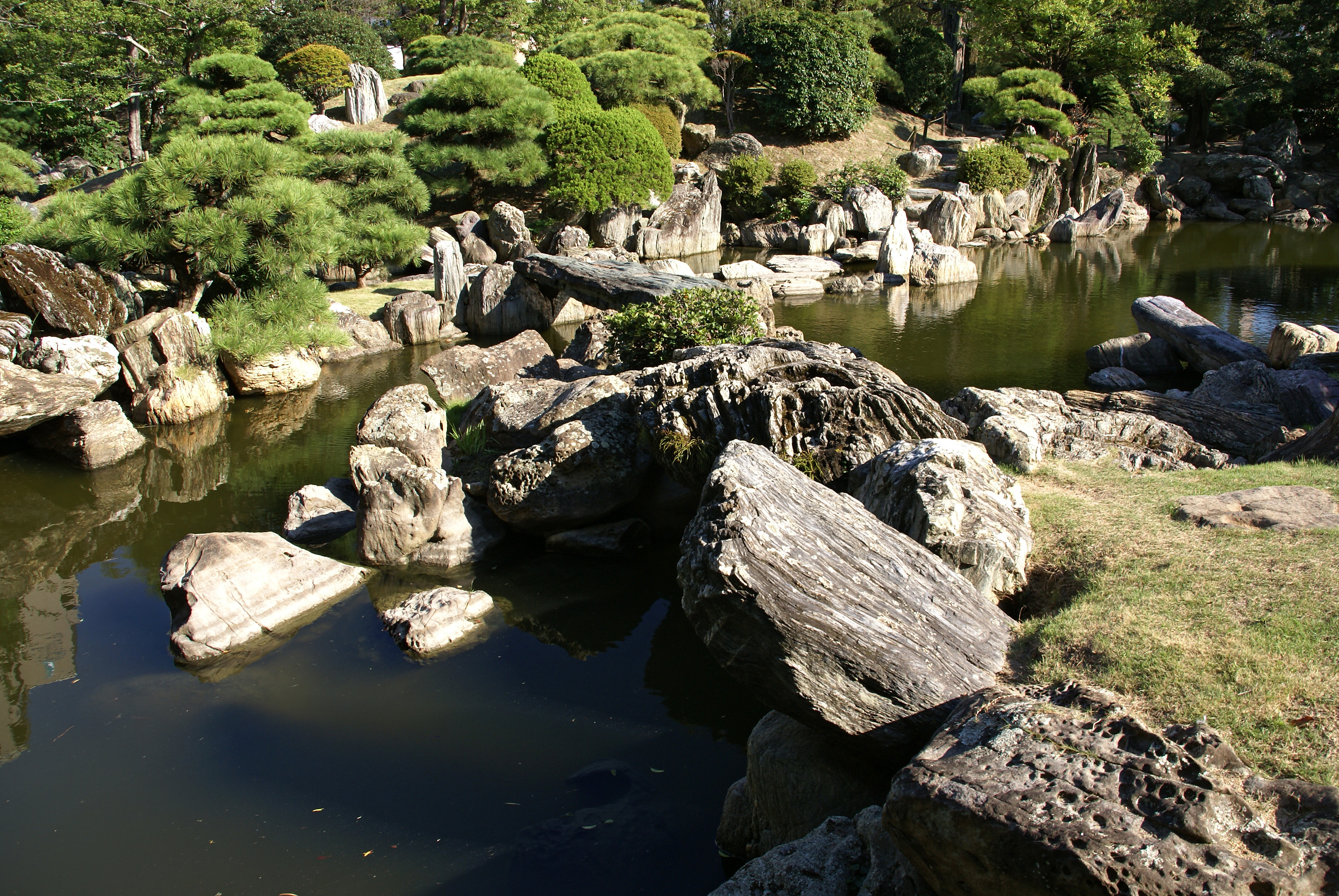 Japanese garden - Wikipedia, the free encyclopedia