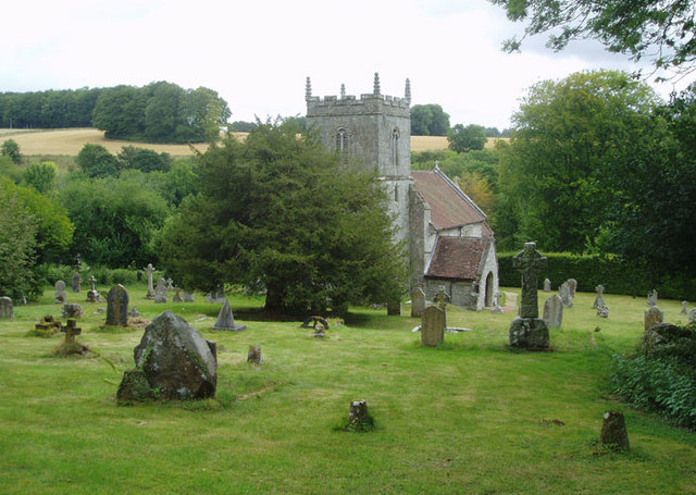 Tollard Royal's church - St. Peter ad Vincula - geograph.org.uk - 223450