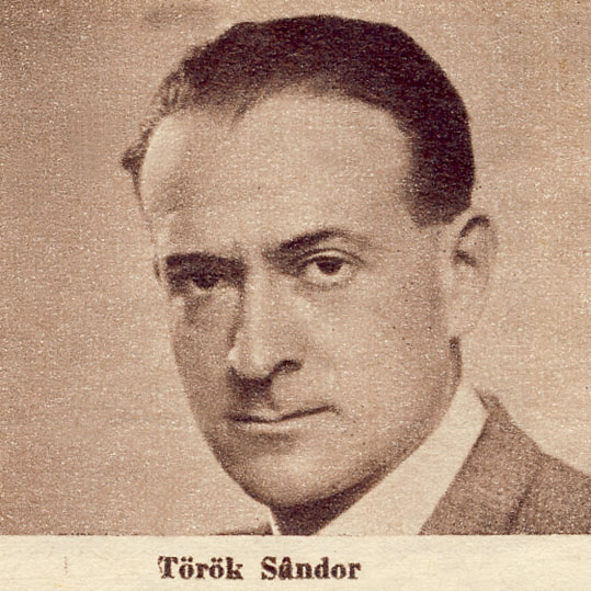 Török Sándor. 1937