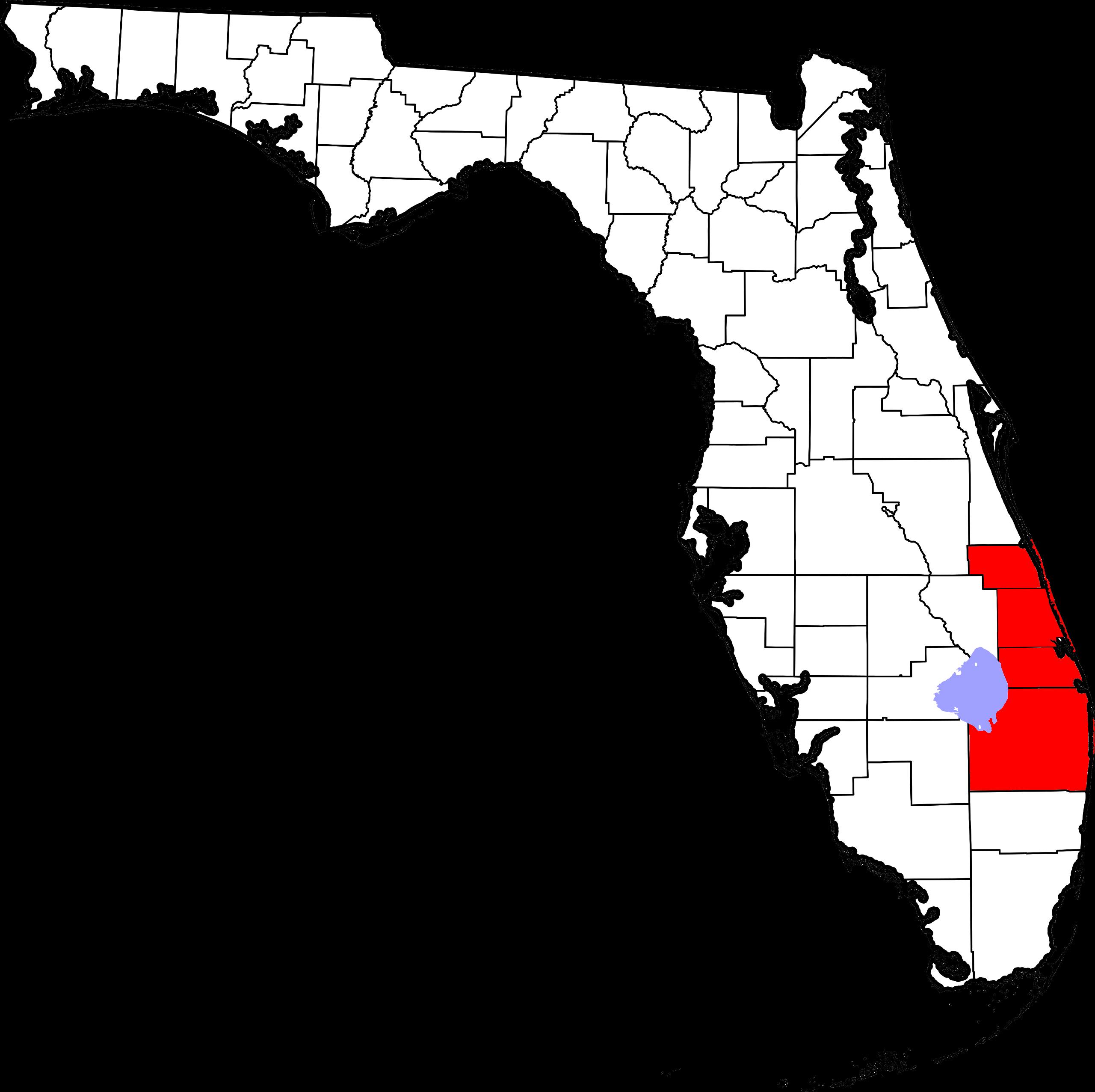 Treasure Coast Wikipedia