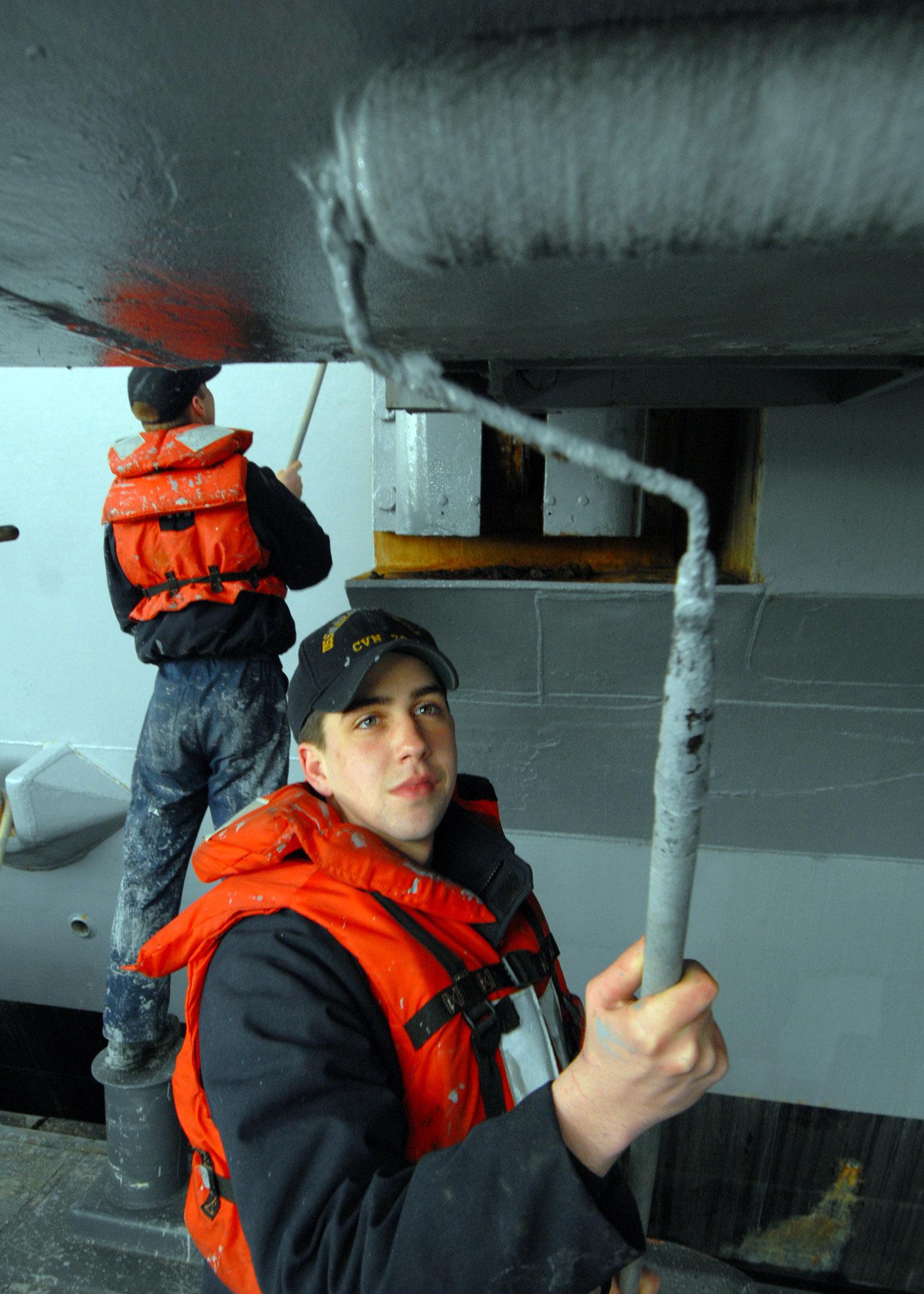 File Us Navy 070314 N 7981e 066 Seaman Harold G Lanham