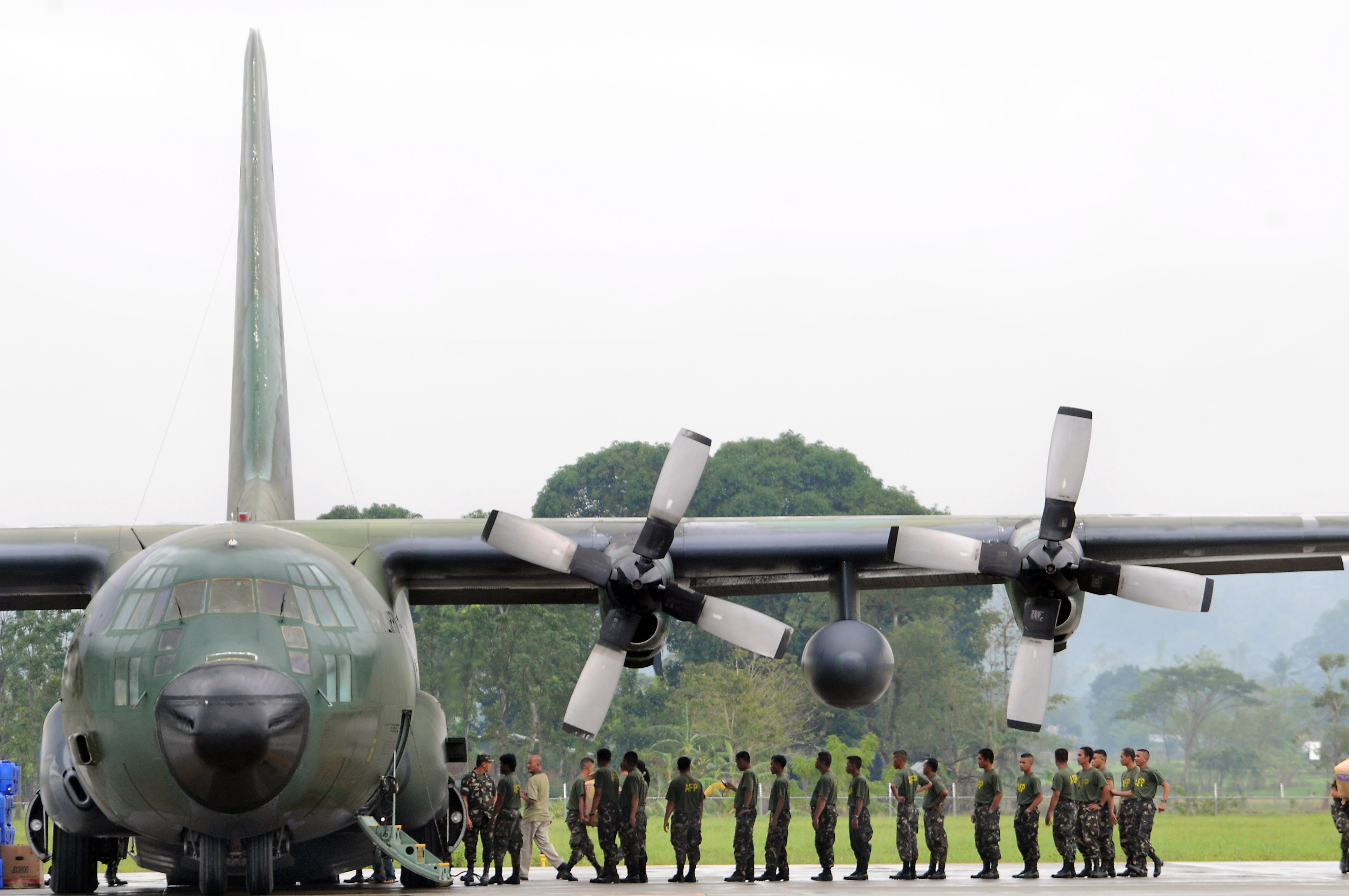 Philippine Air Force Planes
