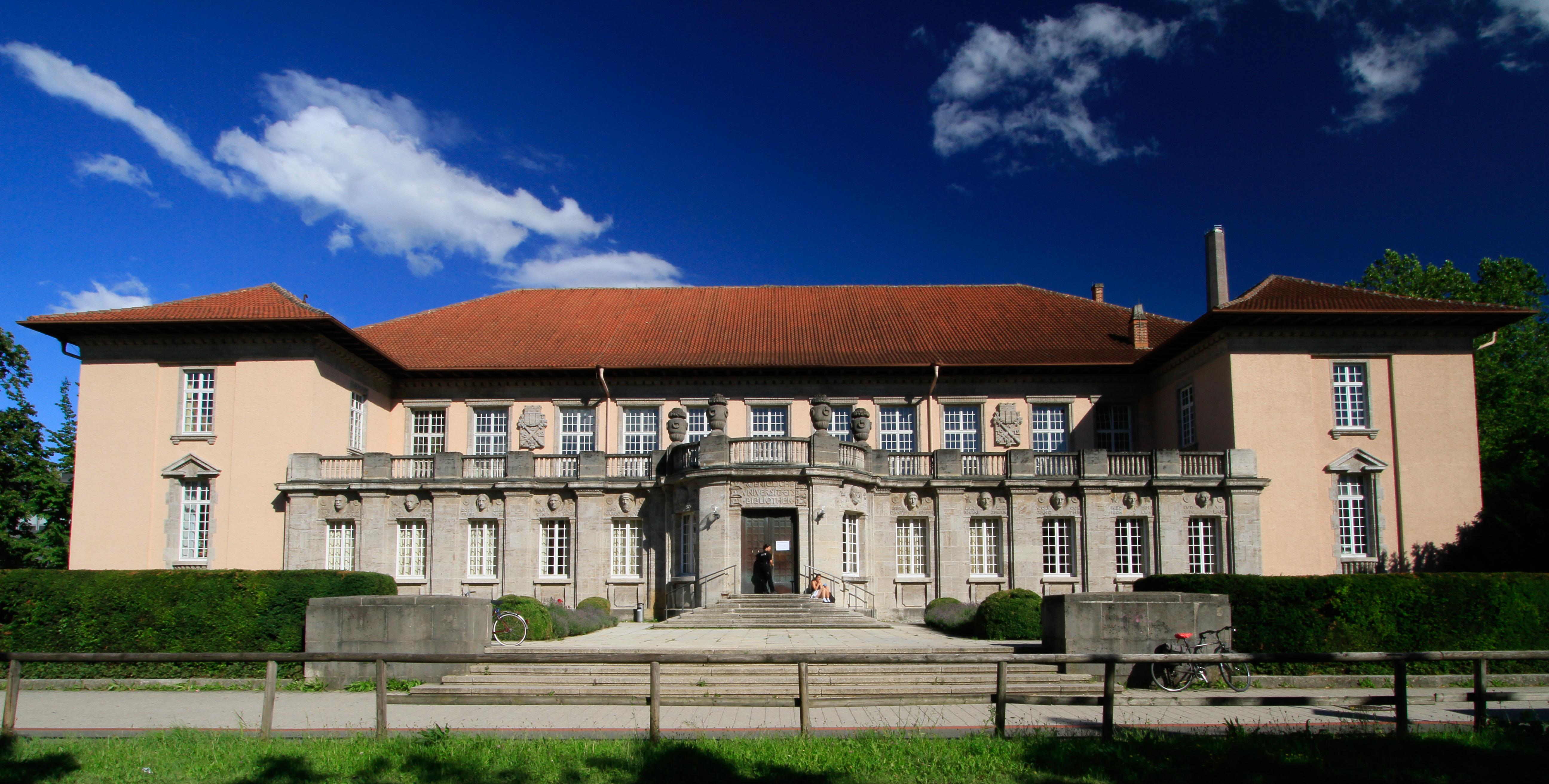 Universitätsbibliothek Tübingen