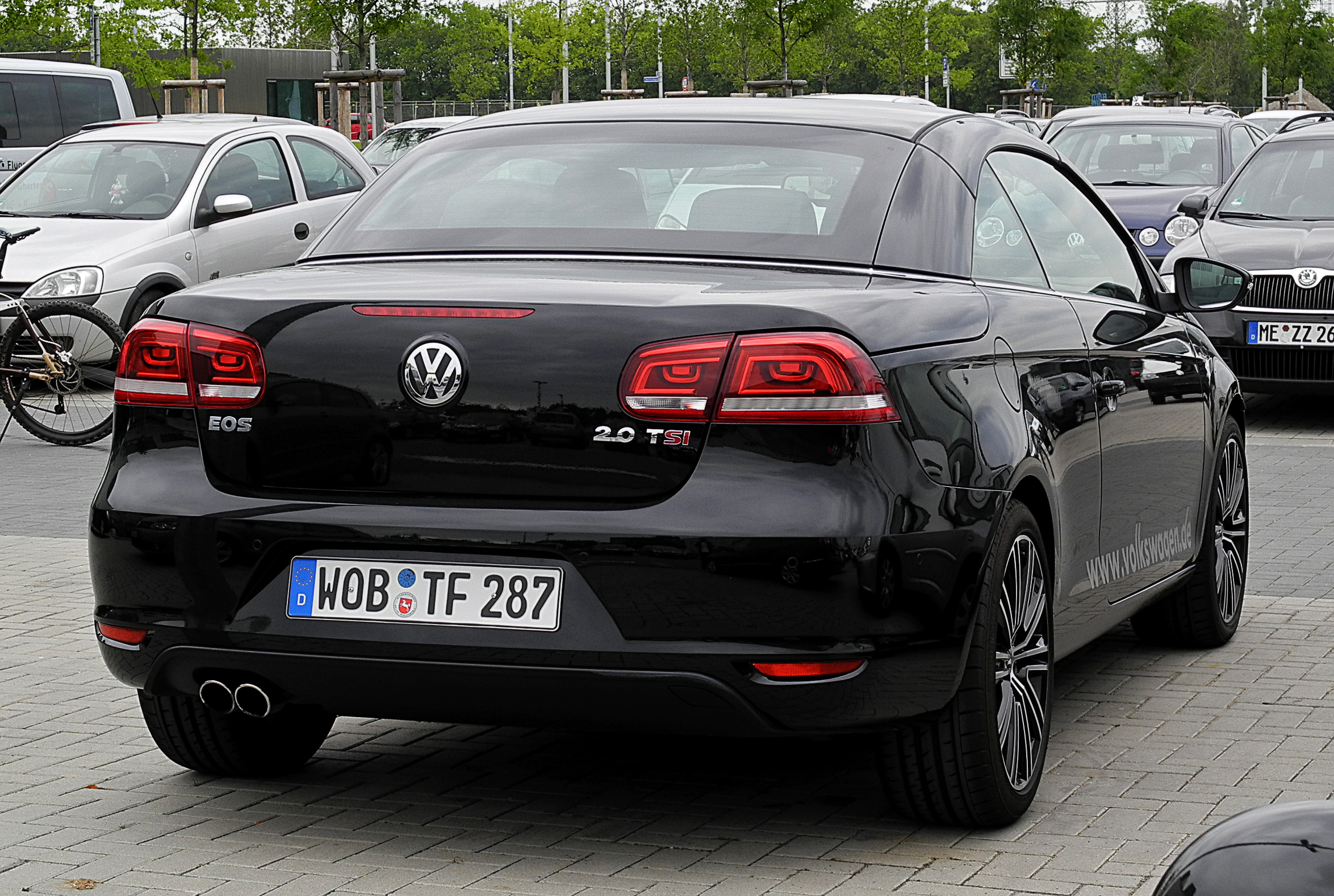 File Vw Eos 2 0 Tsi Exclusive Facelift Heckansicht 3