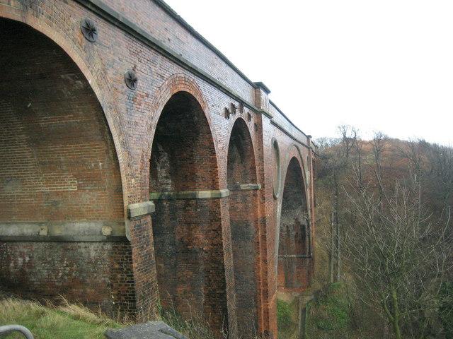 Viaduct over Hawthorn Dene - geograph.org.uk - 322815