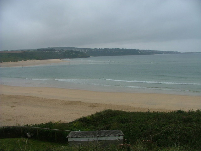 View across the mouth of River Hayle - geograph.org.uk - 964415