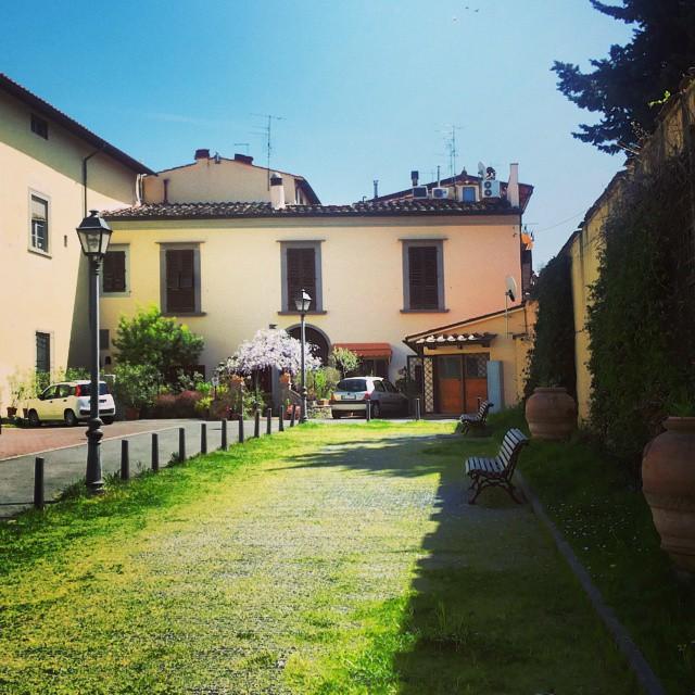Villa del bandino wikipedia for I piani rossi della casa del cottage