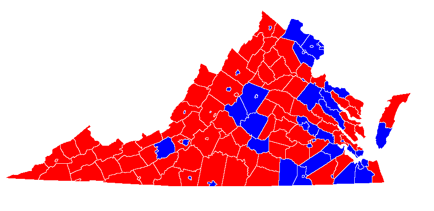 Virginia Beach Election  Results