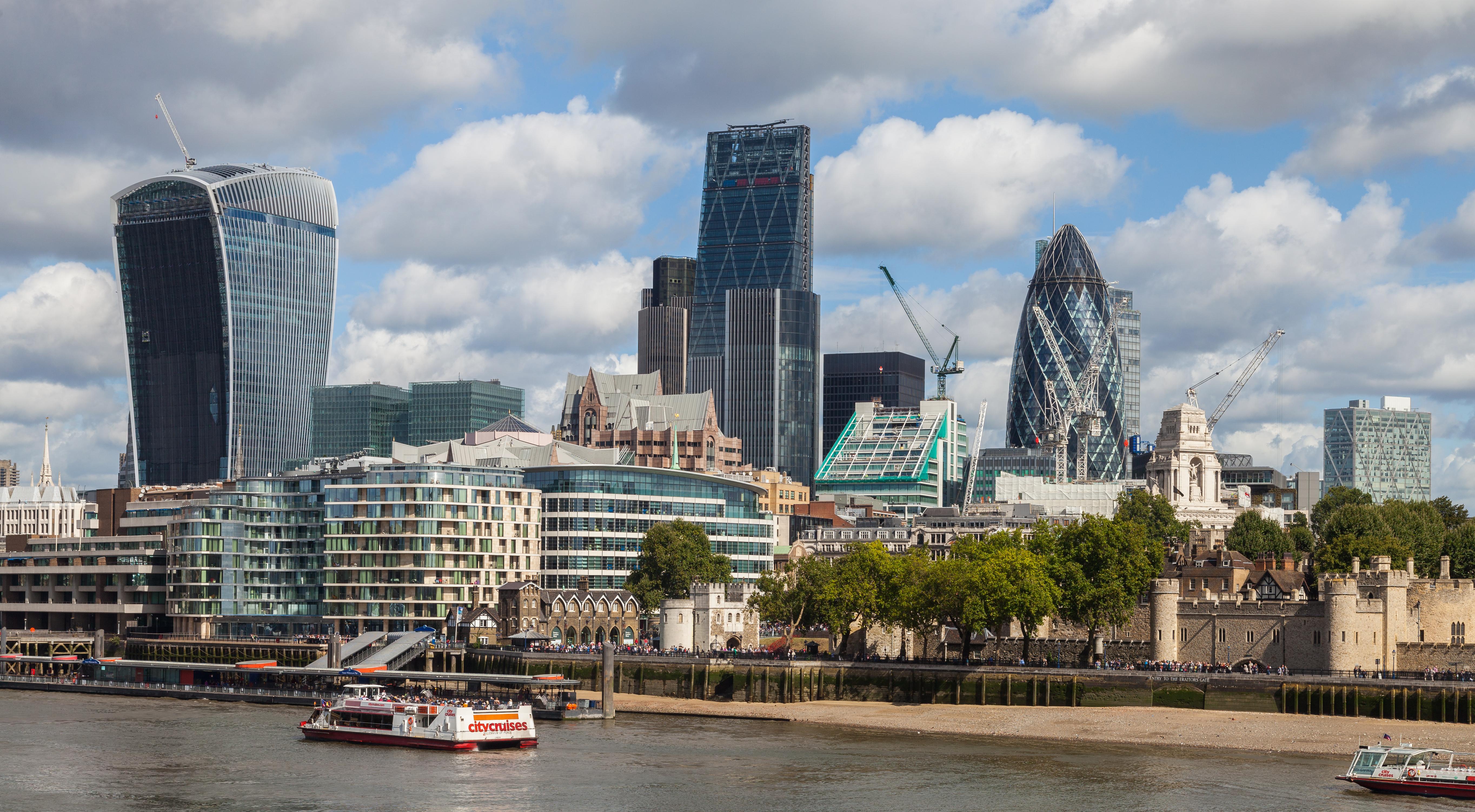 London Buildings D Obj Download