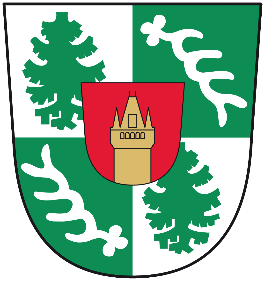Coat of arms of Hummelshain