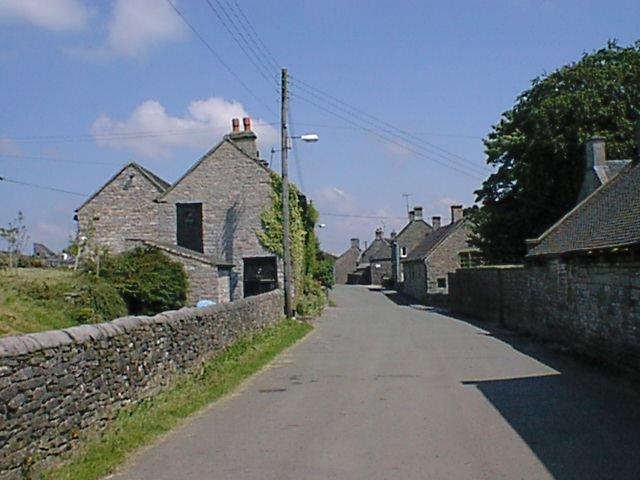 Wetton Village - geograph.org.uk - 304782