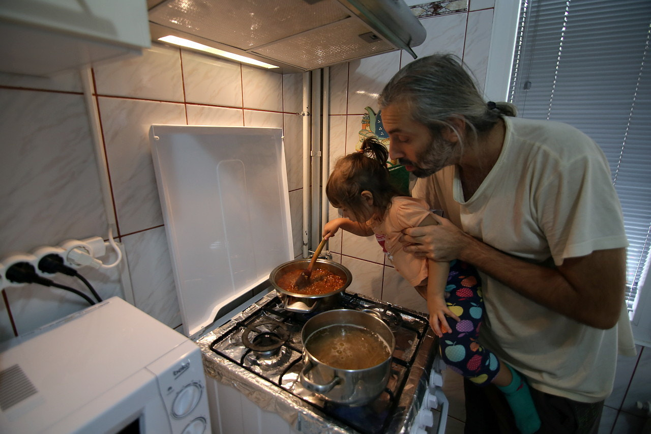 File:What S Cooking Dad (123615287).jpeg - Wikimedia Commons