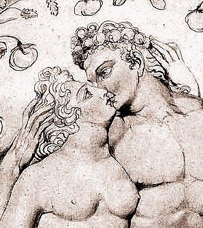 William Blake Kiss of Adam & Eve.jpg