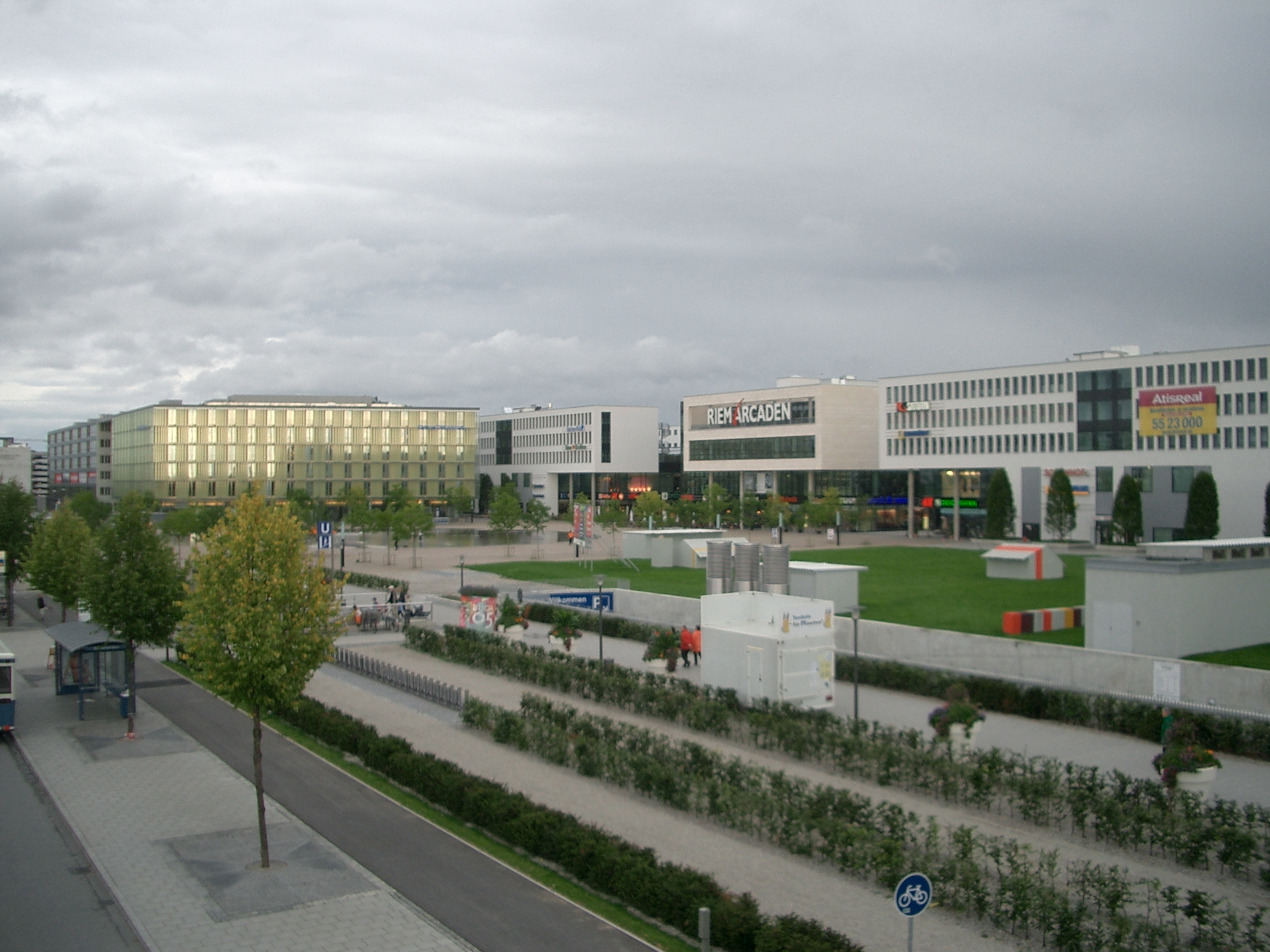 Messestadt Riem Wikipedia