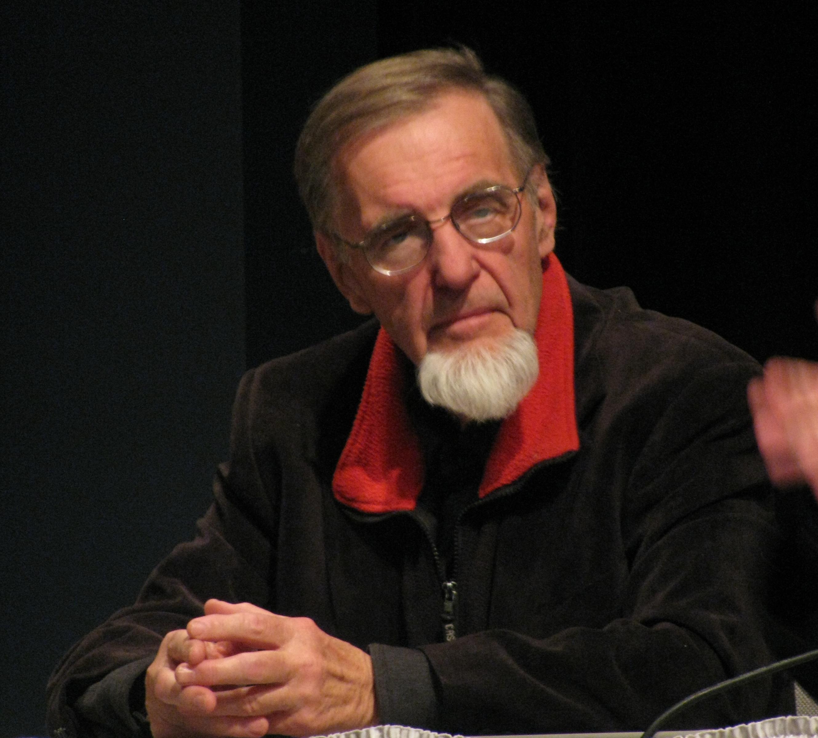 Image of Woody Vasulka from Wikidata