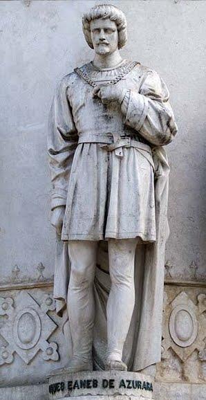 Zurara, Gomes Eanes de (ca. 1410-1474?)