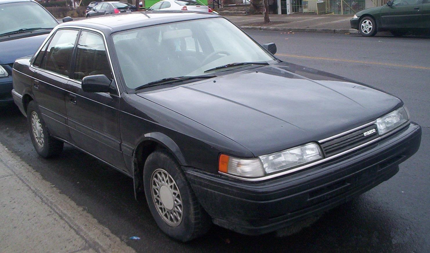 File90 92 Mazda 626