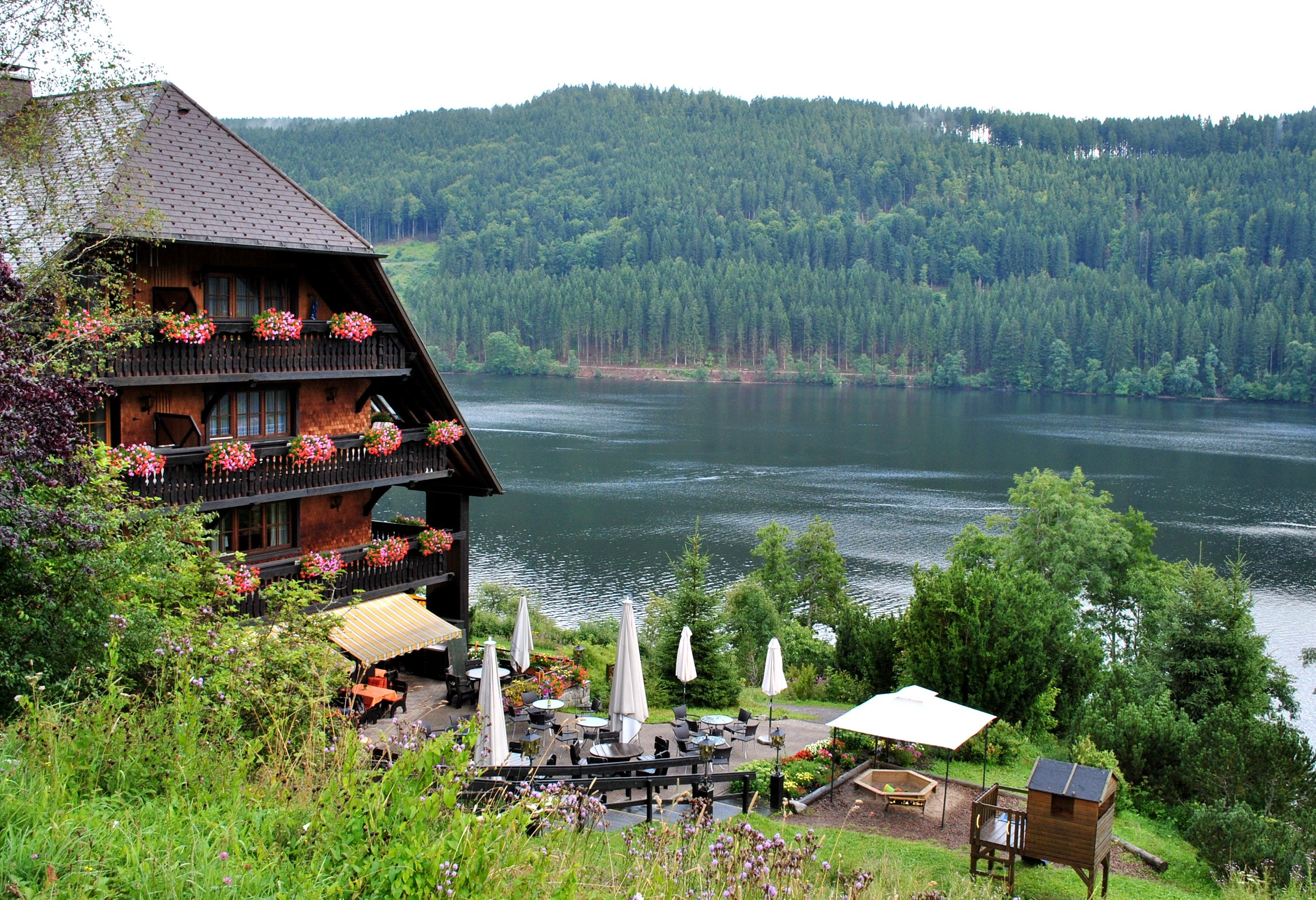 Titisee-Neustadt Germany  City pictures : 10 of 10 Lake Titisee, Black Forest GERMANY Wikimedia ...