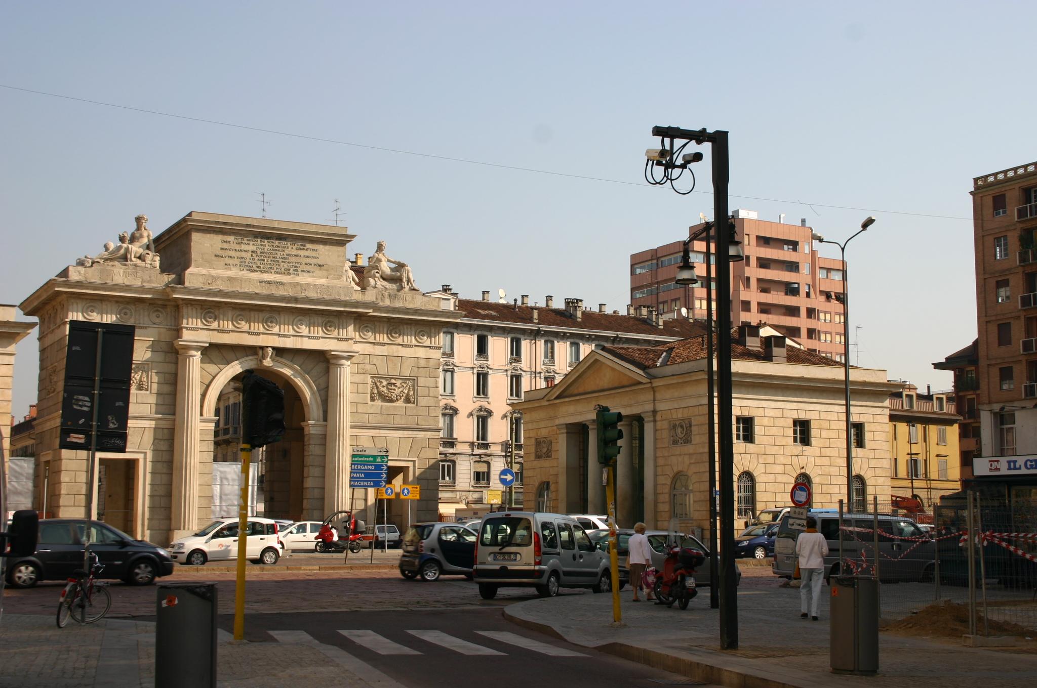 File 1351 milano giacomo moraglia porta garibaldi - Treno bergamo milano porta garibaldi ...