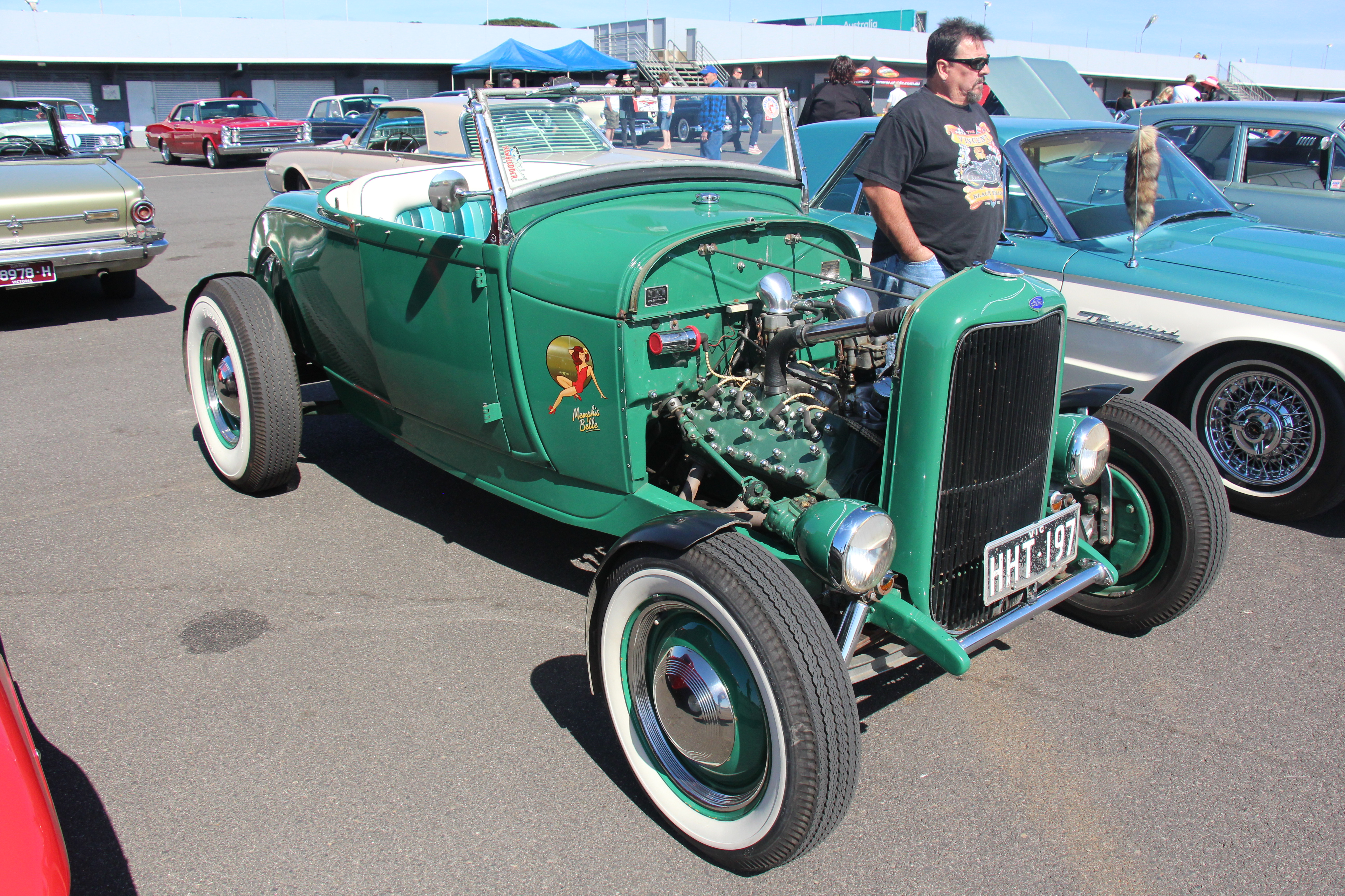 File 1929 Ford A Model Roadster Hot Rod 24325370181 Jpg Wikimedia Commons