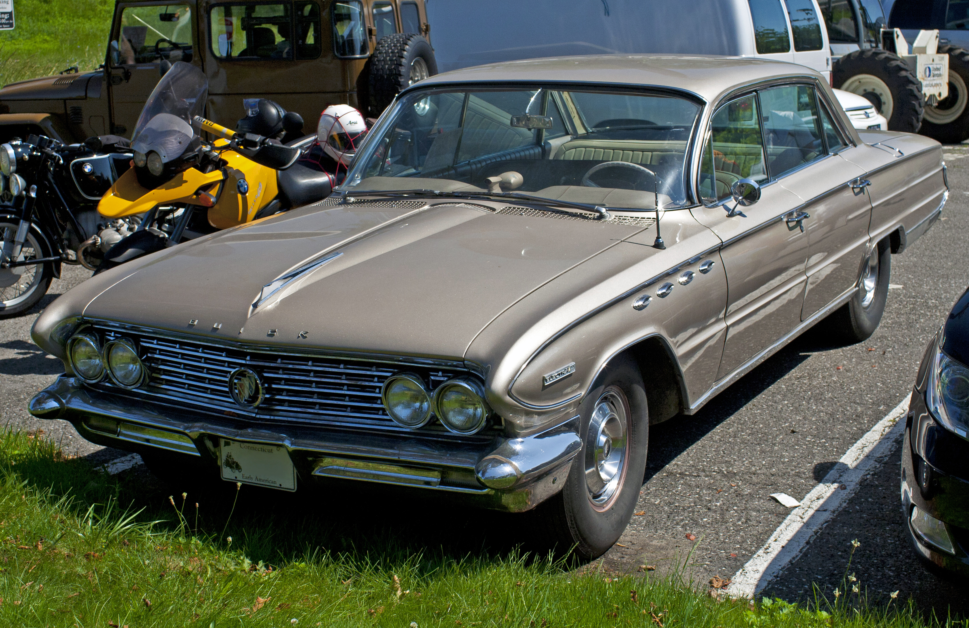 1961 Buick Electra 225 Special Great Installation Of Wiring Diagram Convertible File G Wich Wikimedia Commons Rh Org 1963