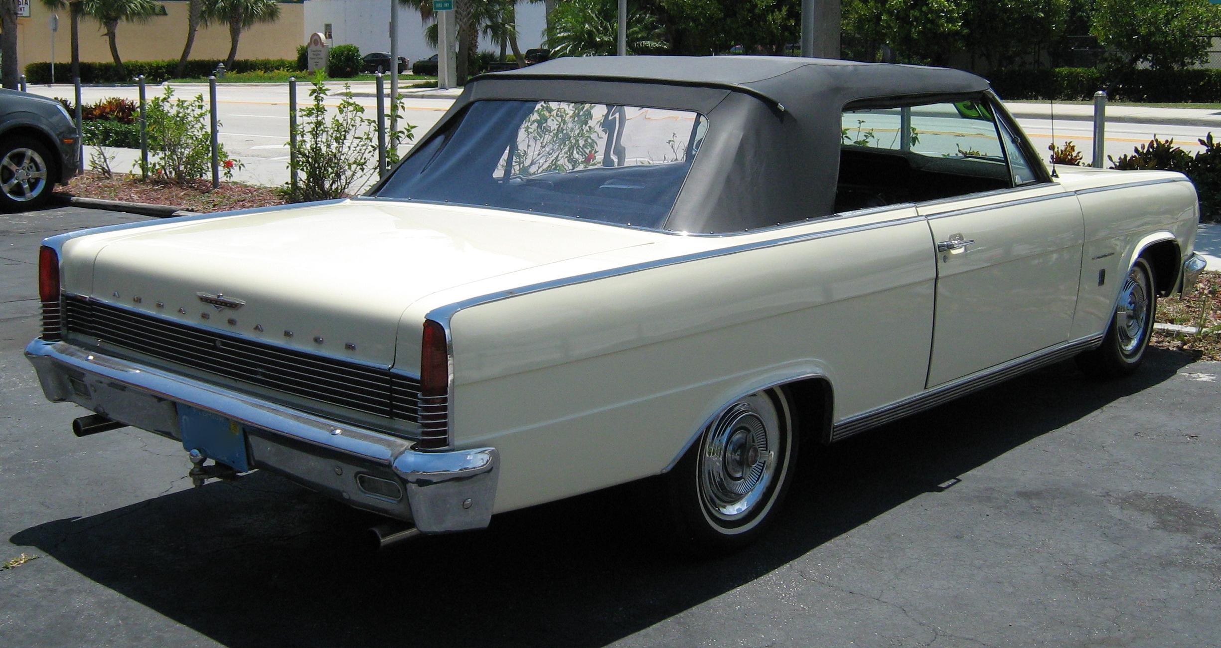 1965 Rambler Ambassador